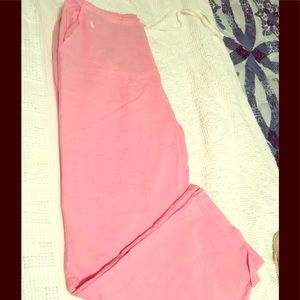 🐎 Ralph Lauren Polo🐎 linen draw string pants